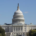 Picture - The Capitol Building in Washington.