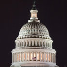 Picture - The architecture of Capitol Dome, Washington.