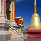 Picture - Wat Chalong in Phuket.