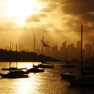 Picture - Sunshine on Watsons Bay.