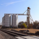 Picture - Industrial Silo in Waxahachie, Texas.