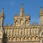 Picture - Wells Cathedral.
