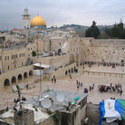 Picture - The Western Wall in Jerusalem.