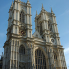 Picture - Westminster Abbey, London.