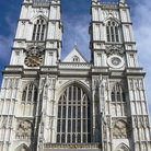 Picture - Westminster Abbey in London.
