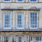 Picture - Detail of architecture in Weymouth.