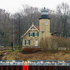 Picture - White River Lighthouse.