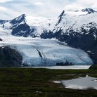 Picture - Portage Glacier at Whittier.