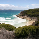 Picture - A cove at Wilson's Promontory National Park.