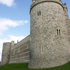 Picture - A tower at the Windsor Castle.