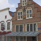 Picture - The Witches' Weigh House in Oudewater.