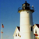Picture - Nobska Lighthouse, Woods Hole.