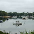 Picture - Harbor at Woods Hole.