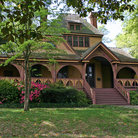 Picture - Wren's Nest House Museum, historic home of Joel Chandler Harris in Atlanta, GA.