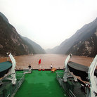 Picture - Three Gorges Yangtze River.