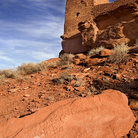 Picture - Wupatki National Monument.