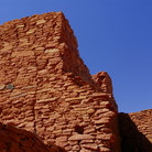 Picture - Wukoki Pueblo Ruins, Wupatki National Monument.