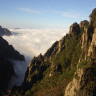 Picture - Clouds at Yellow Mountain (HuangShan).