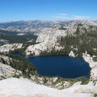 Picture - Cathedral Lake, Yosemite National Park.