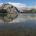 Picture - Tenaya Lake.