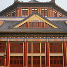 Picture - The Dr Sun Yat-sen memorial hall in Guangzhou.