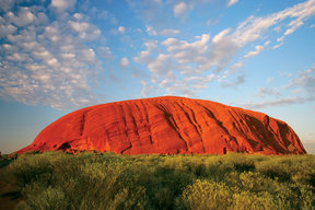 Picture - Ayers Rock.