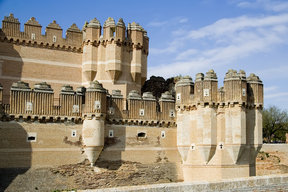 Picture - The Castillo de Fonseca, Coca.