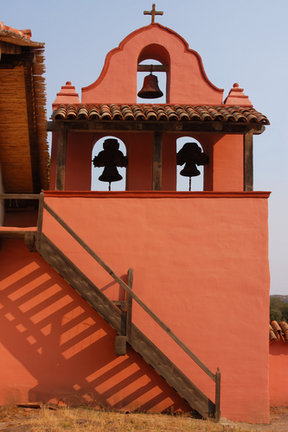 Picture - La Purisima Mission, Lompoc.