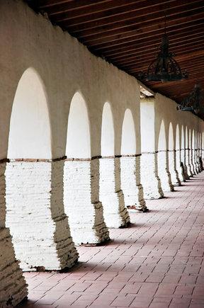 San Juan Bautista State Historical Park