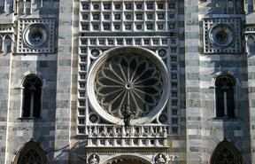 Picture - Detail of Monza Cathedral.