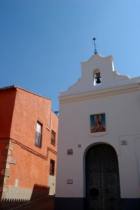 Picture - Church in Sagunto.