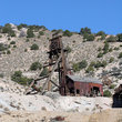 Abandoned King David Mine in Southern Utah.