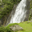Aber Falls in Snowdonia National Park.