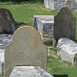 An old cemetery in Barbados.