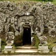 Entrance to the Elephant Cave on Bali.