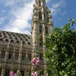 Tower of City Hall, Brussels.