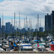Chicago Marina.