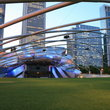 Outdoor Amphitheater in Chicago, IL.