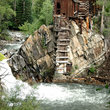 Crystal Mill, Marble.