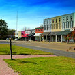 Downtown Martin, Tennessee.