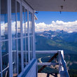 Fire Lookout in Washington State.