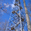 Fire Tower in Wisconsin.