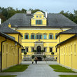 Hellbrunn, the summer palace of the Salzburg rulers.