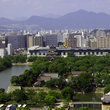 View over Hiroshima.