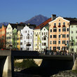 Tourist attractions in Innsbruck, Austria