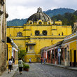 Tourist attractions in La Antigua Guatemala, Guatemala