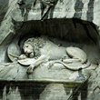 Lion monument, Luzern.