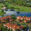Luxury golf community in Florida.