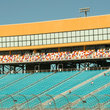 Main Building at Miami Speedway.