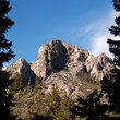 Mount Charleston, Nevada.